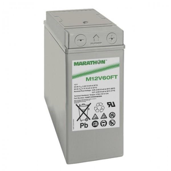 Exide Marathon M12V60FT, 12V 59Ah