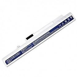 Akku ersetzt Acer UM09A31, -A41, -A71, -A73, -A75, 2,2Ah Weiss