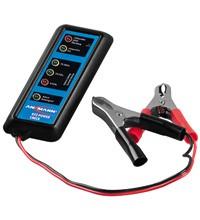 Testgerät für KFZ + Motorrad Starterbatterien