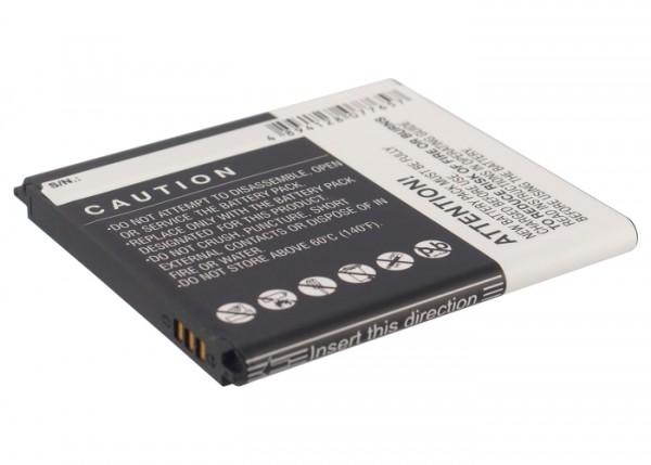 Akku ersetzt Samsung B650AE 2600mAh