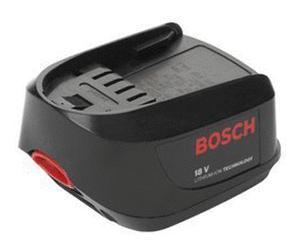 Original Bosch 2 607 336 208 Akku, 18V 1300mAh