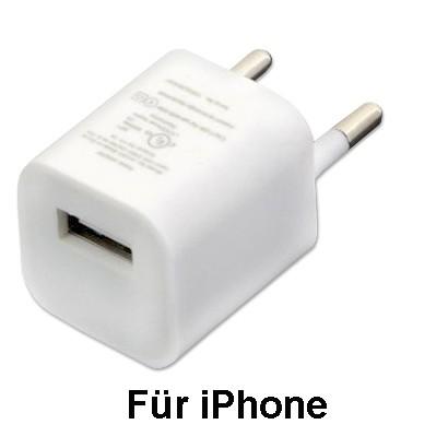 iPhone 3Gs mini Netzteil 230V