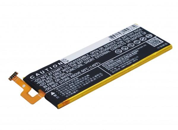 Akku ersetzt Huawei HB444199EBC 2550mAh