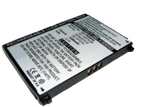 Akku ersetzt Palm 157-10119-00, 3443W, A5627, BP-1 1200mAh