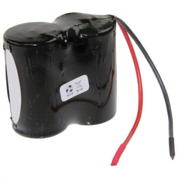 Akkupack für Notbeleuchtung F1x2 Saft VT D mit Kabel