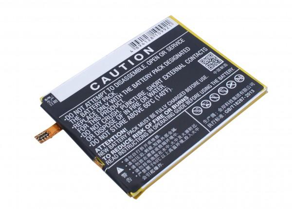 Akku passend für Google Nexus 6P A1, 6P A2 3450mAh