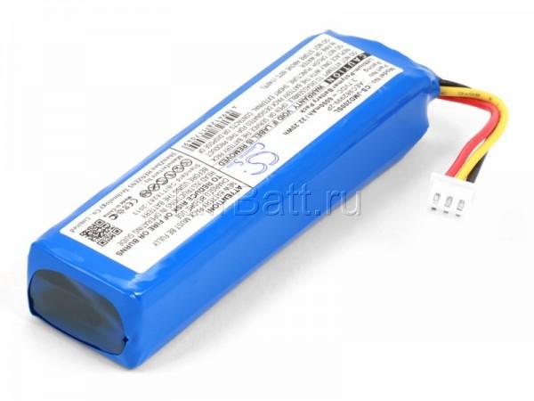 Akku passend für JBL Charge / Typ AEC982999-2P 6000mAh