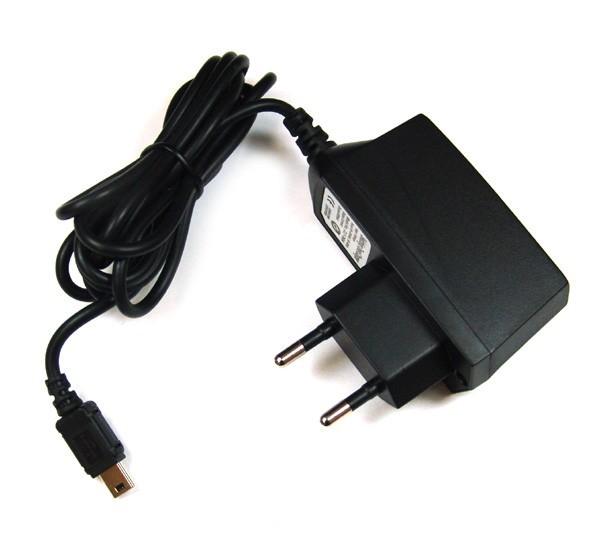 Handy Netzteil 230V mit mini USB Stecker