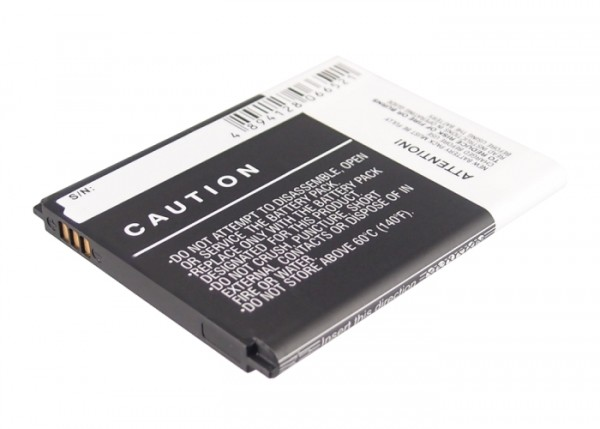 Akku ersetzt Samsung EB535163LA, EB535163LU, 2100mAh