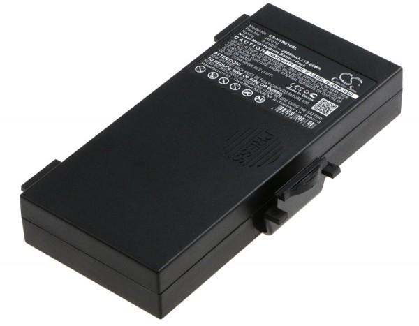 Akku ersetzt Magnetek 2026A 9.6V 2.0Ah Kransteuerungs-Akku