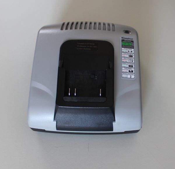 Schnellladegerät für Bosch BAT614, BAT609, BAT618,