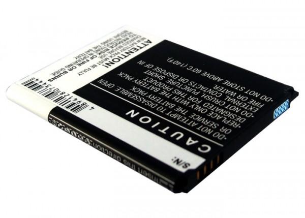 Akku ersetzt Samsung EB-L1H7LLABXAR, 2100mAh mit NFC