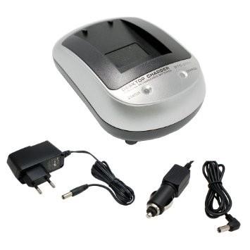 Li-Ion Schnell-Ladegerät passend für Nikon EN-EL24
