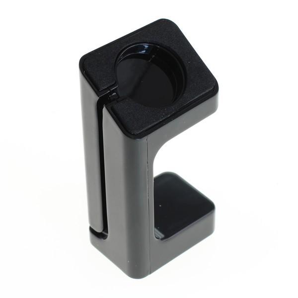 Ständer / Halter für Apple Watch 38mm / 42mm Schwarz