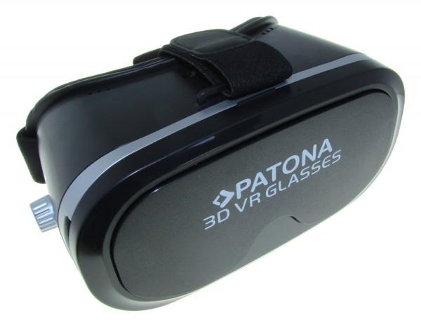 """3D-Virtual Reality Brille für Smartphone 3,5"""" bis 5,5"""""""