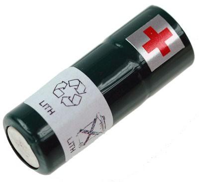 Sanyo 3/CR1/3N Säulenbatterie 9V 170mAh