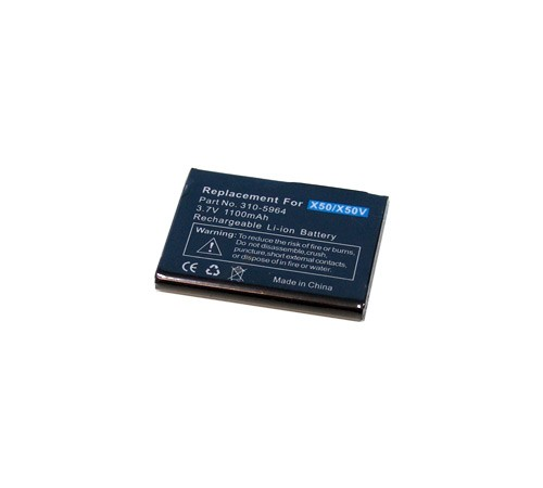 Akku passend für Dell Axim X50, X50v, X51, X51v 1100mAh