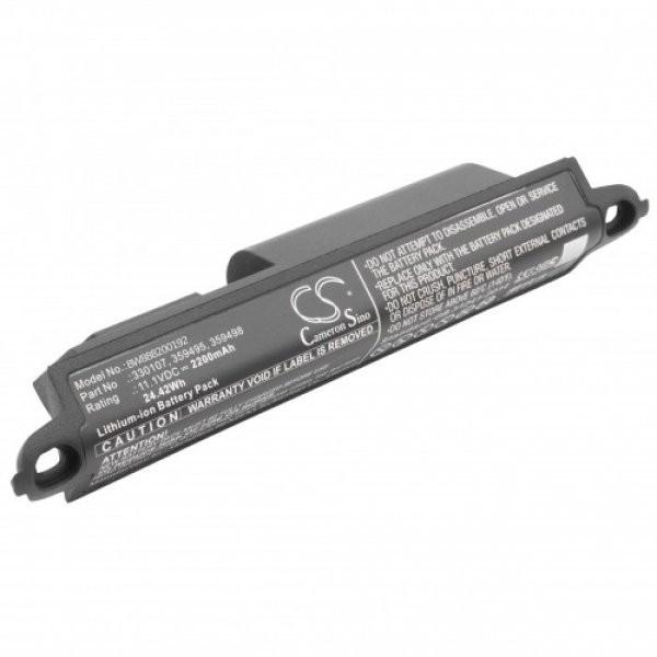 Akku passend für Bose Soundlink 1, 2, 3, Soundtouch 20 2200mAh