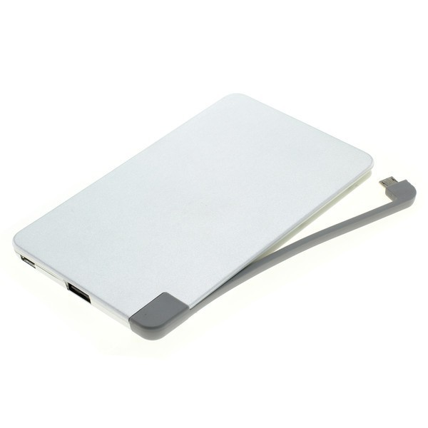 USB Slim Powerbank 8000mAh