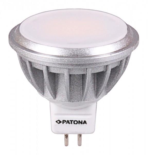 LED Spotlampe MR16, GU5.3 7.5W 12V 3000k