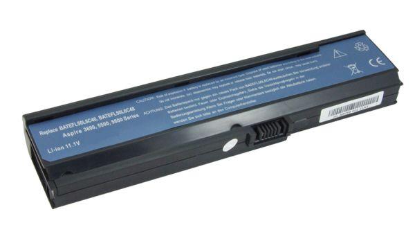 Akku ersetzt Acer LLIP6220QUPC SY6, CGR-B/6H5 5200mAh