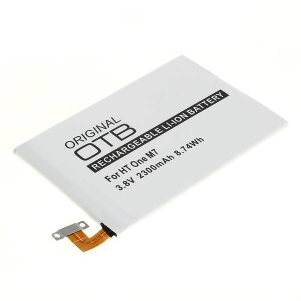 Akku passend für HTC One, 801e, 801n, 801n, 802d, 802t, LTE, M7