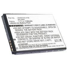 Akku ersetzt HTC 35H00143-01M, 35H-00154-01M, -04M 1150mAh