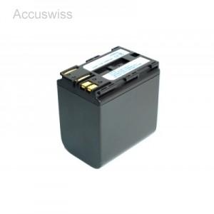 Akku passend für Canon PowerShot G1, MV-300i 3000mAh